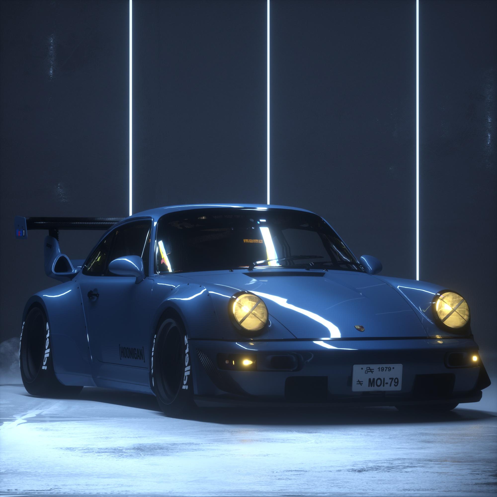 Porsche 911 b