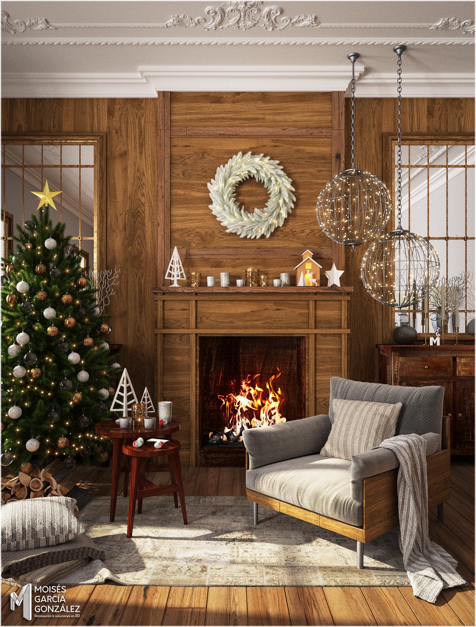 Postal Navidad Producción 3