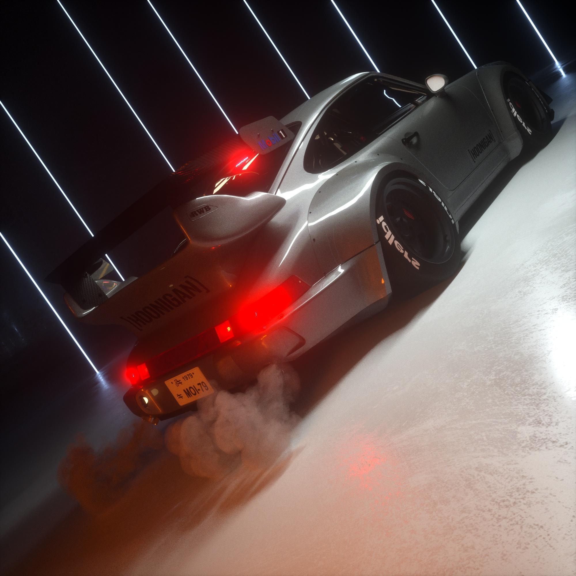 Porsche 911 c