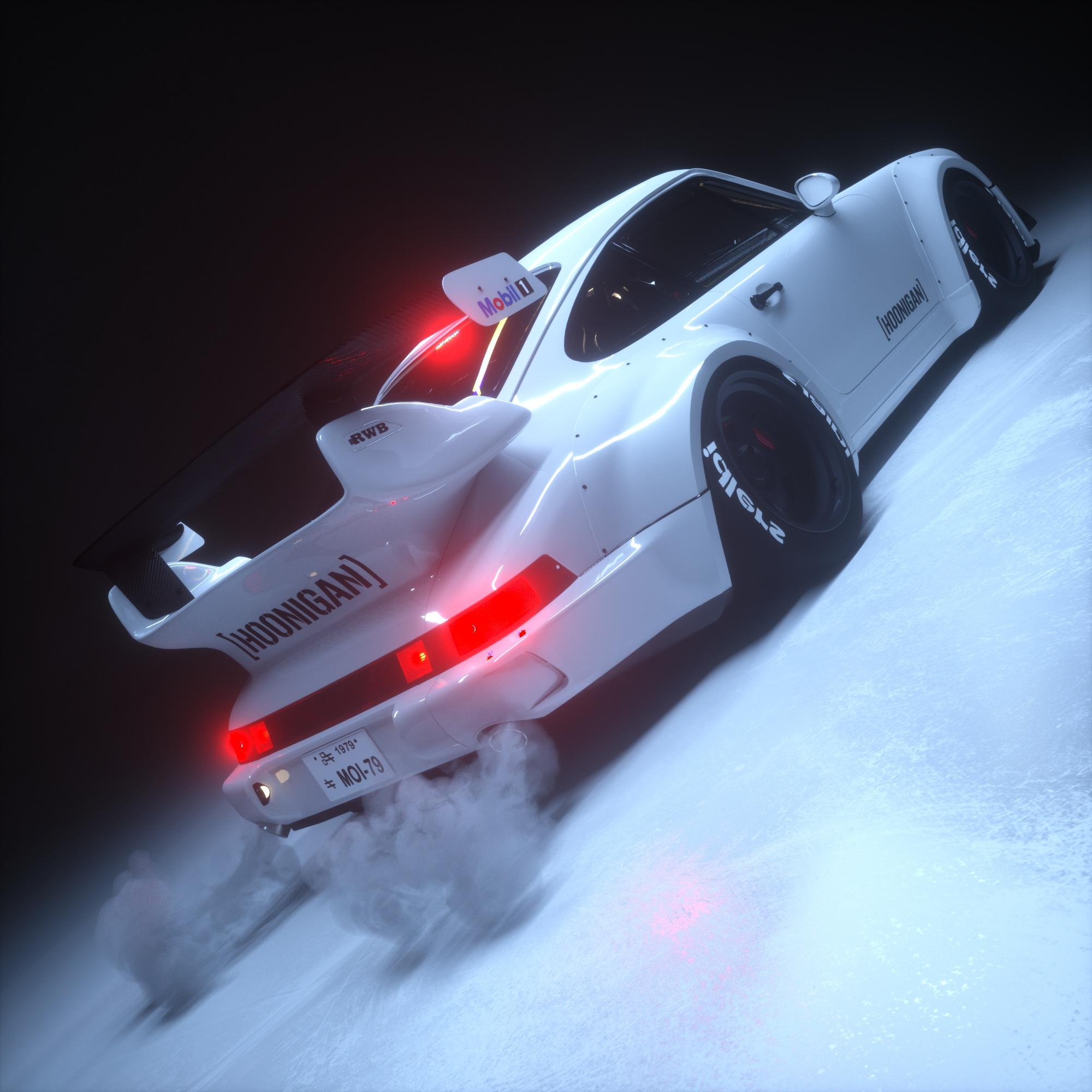 Porsche 911 d